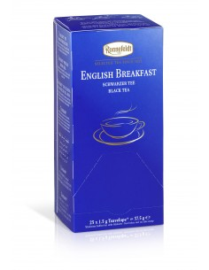 Teavelope English Breakfast (Caja 25 Unidades)