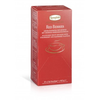 Teavelope Red Berries (Caja 25 Unidades)