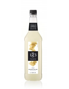 Syrop 1883 White Chocolate 1000 Ml