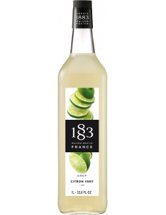 Syrop 1883 Lime 1000 Ml