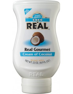 Coco Real Cream Of Coconut 0.5 Lt