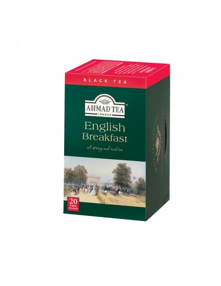 Té English Breakfast 20 Bolsitas
