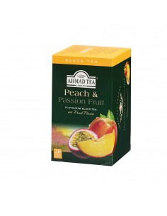 Te Peach & Passion Fruit 20 un