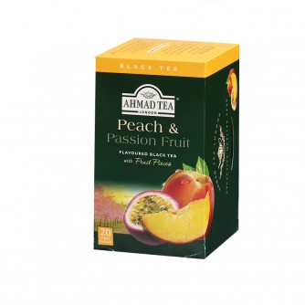 Té Peach & Passion Fruit 20 Bolsitas