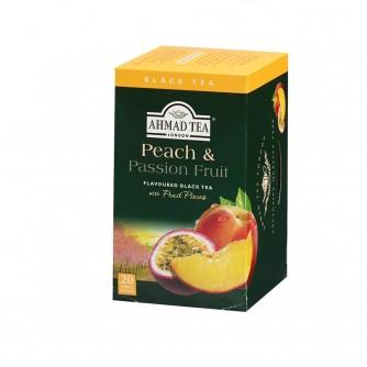 Te Peach & Passion Fruit 20 un