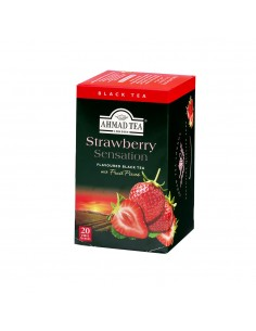 Té Strawberry 20 Bolsitas