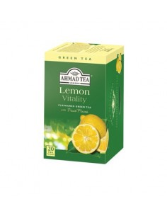 TEABAG LEMON GREEN  (CAJA...