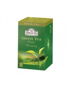 Té Green Tea 20 Bolsitas
