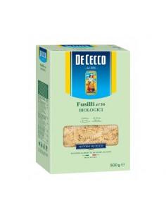 DECECCO - FUSILLI N°34 PASTA BIO (Organic)