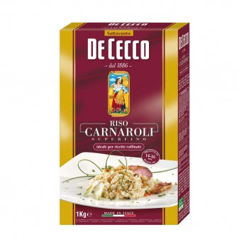 DECECCO - RISO CARNAROLI