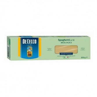 DECECCO - SPAGHETTI PASTA BIO (Organic)