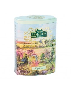 FTC TEA CADDY CEYLAN TEA 100 GRS