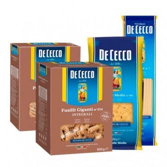 Pack 4 variedades De Cecco
