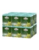 Pack 12 cajas Te verde con menta (10 un)