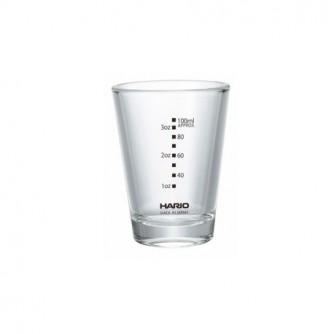 HARIO - VASO MEDIDOR DE ESPRESSO 80 ml