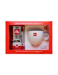 PACK ILLY INSTANTANEO + TAZA