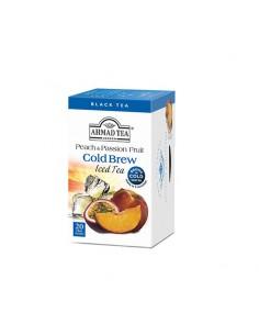 TEABAG COLD BREW PEACH & PASSION FRUIT (CAJA 20 UNIDADES)