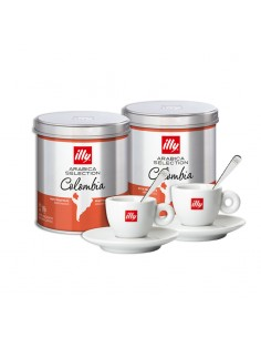 Pack Café molido Colombia +...