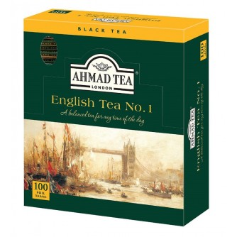 English Tea N°1  - 100 unidades