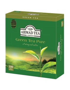 Green Tea - 100 unidades