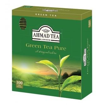 Green Tea - 100 unidades
