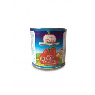 Pomodori pelati  2,5 kg -  Zia Rosa