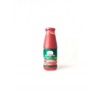 Passata di pomodoro organico 680 cc -...