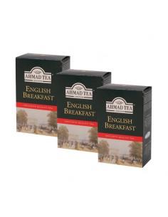 3x Te English Breakfast en...