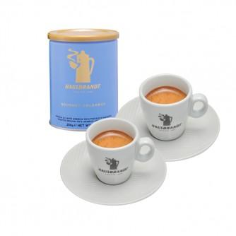 Café Molido Columbus + 2 tazas...
