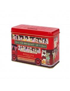 London Bus money box 20 sachet